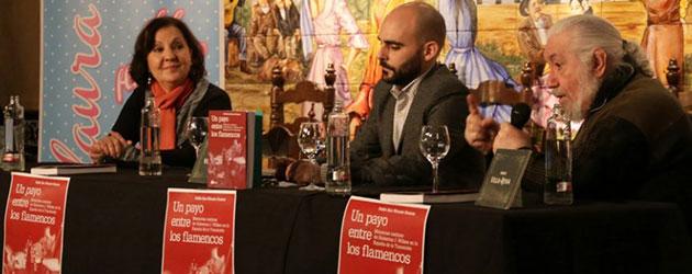 """New book, """"Un Payo entre los flamencos"""" by Pablo San Nicasio"""