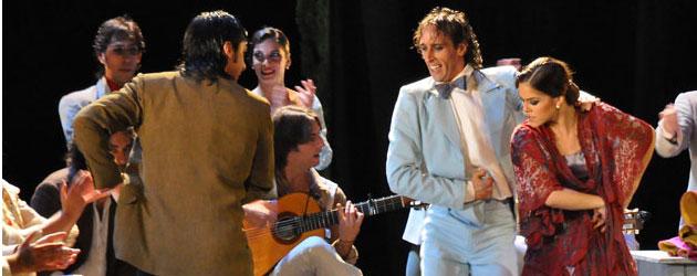 El Ballet Flamenco de Andalucía coreografía la vida y muerte de Sánchez Mejías y su amistad con Lorca
