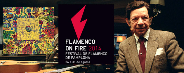 Flamenco On Fire 2014. What they're cooking up in Pamplona.