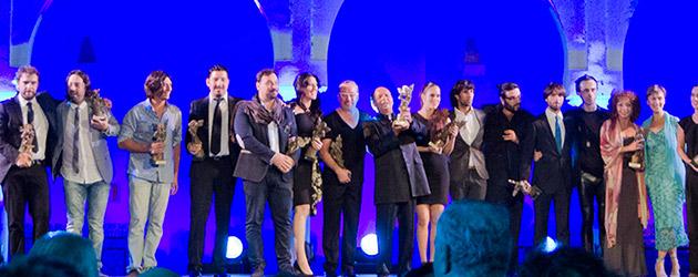 Presentación de los «Giraldillos» de la XVII Bienal de Flamenco de Sevilla