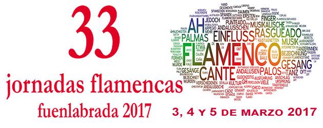 33 Jornadas Flamencas de Fuenlabrada 2017