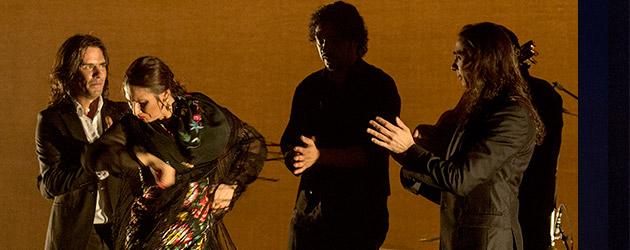 Karime Amaya, José Maya & Juan de Juan. Suma Flamenca