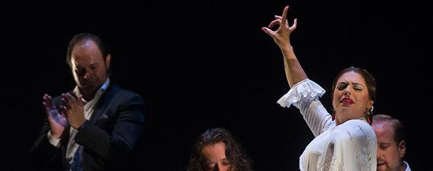 "Pastora Galván ""Identidades""   Suma Flamenca"