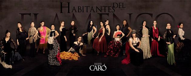 Exposición «Flamencas por el mundo» de Javier Caro.
