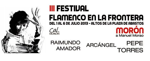 3rd FESTIVAL FLAMENCO EN LA FRONTERA