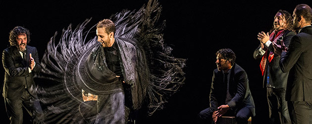 "Manuel Liñán ""Reversible"" Suma Flamenca – Review & photos"