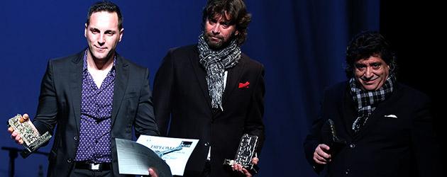 """Enrique Ángel García """"Enrique Afanador"""" ganador del concurso Silla de Oro"""