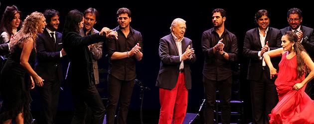Gala Giraldillos de la Bienal de Sevilla – Inauguración Septiembre es Flamenco