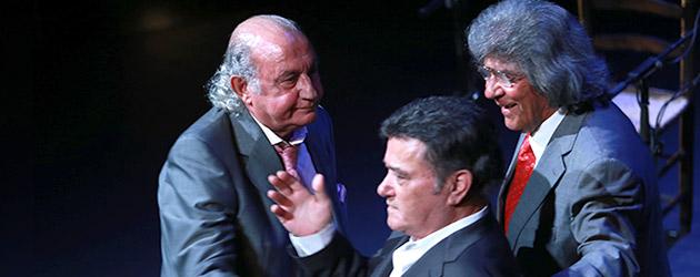 50 años de cante. José Menese, Rancapino, Fernando de la Morena – Suma