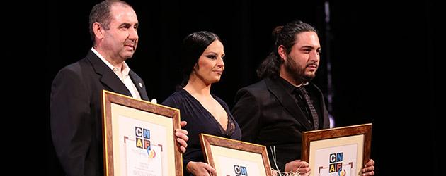 Gala de entrega de premios del XX Concurso Nacional de Arte Flamenco de Córdoba