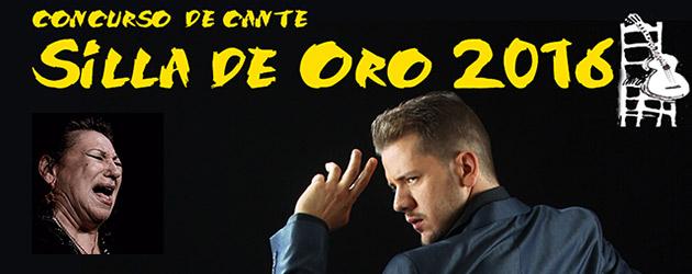 Jornadas Flamencas de La Fortuna – Concurso de Cante Flamenco Silla de Oro 2016