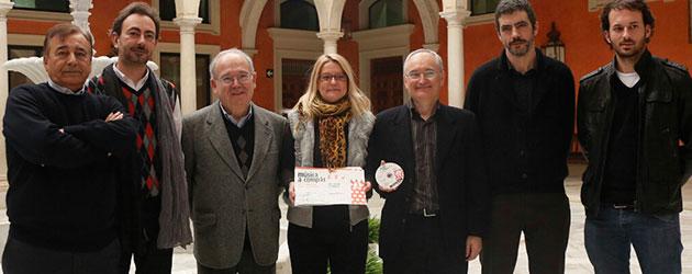"""La Fundación Cajasol presenta """"Música a compás. Del flamenco a todas las músicas"""""""