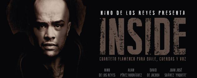 NINO DE LOS REYES presenta INSIDE