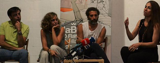 """Isabel Bayón e Israel Galván nos muestran  """"Dju-dju"""", una de las coproducciones de La Bienal"""