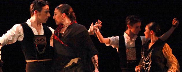 Compañía Larreal & Carmen Herrera – Festival de Jerez – Review & photos