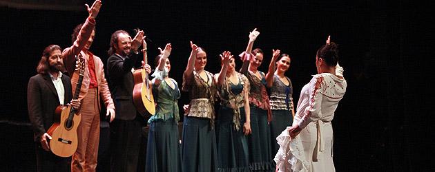 """Ballet Flamenco de Andalucía """"En la Memoria del Cante: 1922"""" & Antonio Rey"""