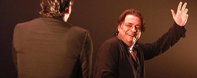 """Antonio Canales """"Gala Flamenca"""" / Carlos Carbonell """"8 códigos"""""""