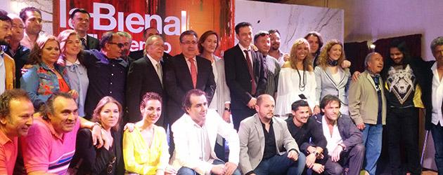 """La Bienal de Flamenco de Sevilla """"Fuente y caudal"""""""