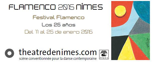 25 aniversario del Festival Flamenco de Nimes