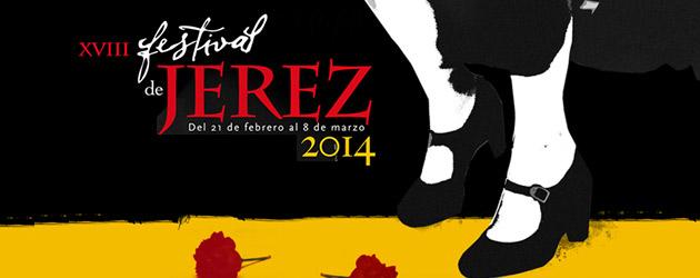 Program of the 18th Festival de Jerez 2014