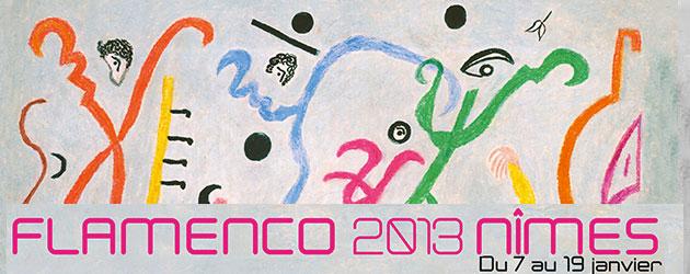 Festival Flamenco – Nîmes 2013