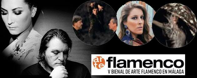 Bienal de Arte Flamenco de Málaga en julio