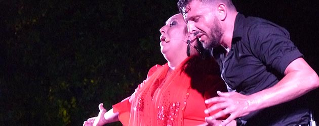 Jueves Flamenco de Cádiz – Baluarte