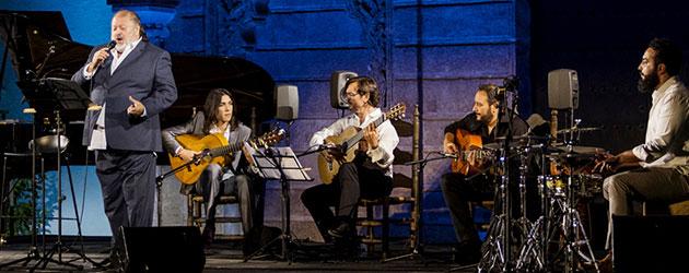 Canción Andaluza – Noche Universal de Flamenco