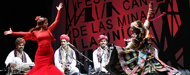 The Festival del Cante de las Minas gets underway with Flamenco Roots