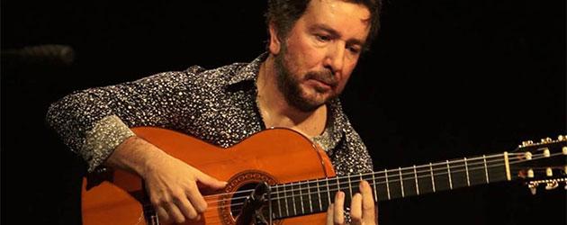ALFREDO LAGOS  «Guitarra flamenca en concierto»