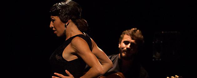 """Ana Morales """"Callejón del agua"""" -Jueves Flamencos Cajasol"""