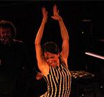 """Ana Morales pone en escena """"Los pasos perdidos"""" con David Coria como artista invitado."""