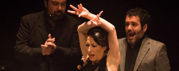 Ana Morales, la danza que escribe versos