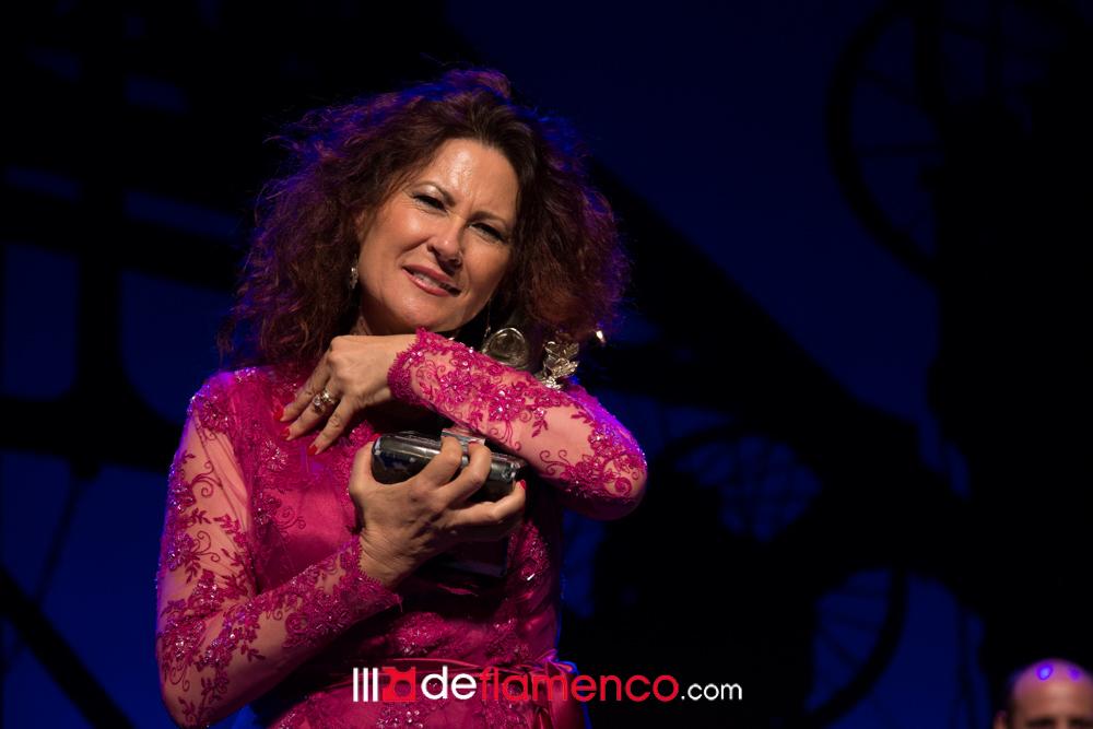 Antonia Contreras en LaborArte