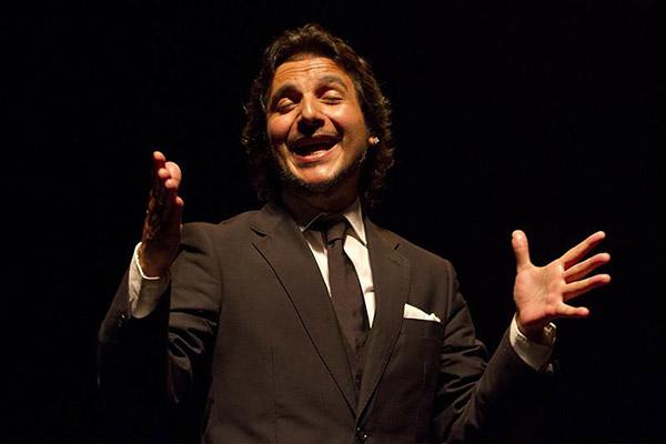 Antonio Reyes - Jueves Flamencos Cajasol