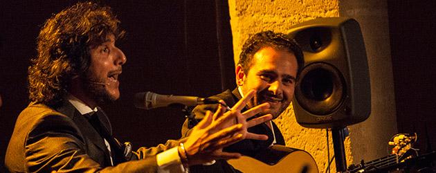 Antonio Reyes «Directo en el Círculo Flamenco de Madrid» – Festival de Jerez