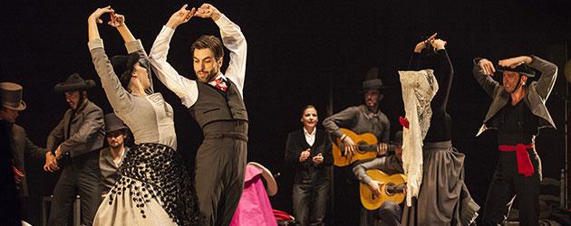 """Ballet Flamenco de Andalucía – """"…Aquel Silverio"""" – Festival de Jerez"""