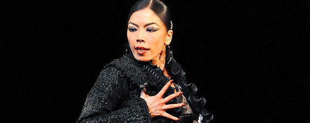 La  bailaora japonesa Ariko Yara actuará en el Cante de las Minas