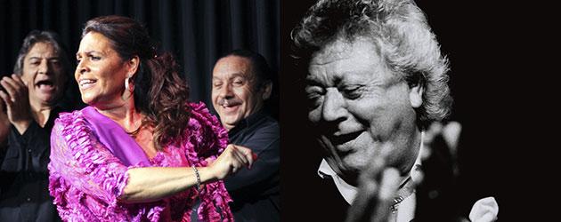 Aurora Vargas & Pansequito en la Sala García Lorca