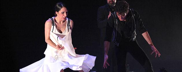 """Festival de Jerez – Ballet Flamenco de Andalucía """"Imágenes""""/ David Carpio """"Solos"""""""