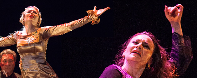 Beatriz Morales & Carmen la Talegona – Festival de Jerez