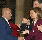 Medalla de Oro al mérito de las Bellas Artes para el Festival del Cante de las Minas