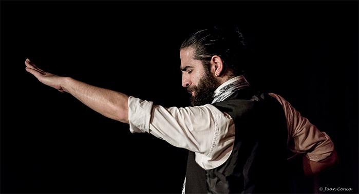 """Antonio Molina """"El Choro"""" - Veranos del Corral - Granada"""