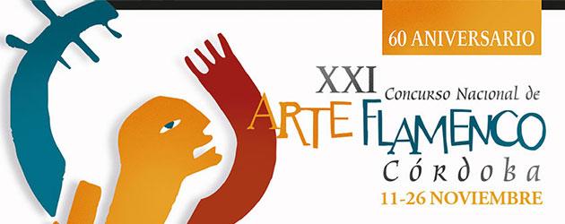 XXI Concurso Nacional de Arte Flamenco de Córdoba