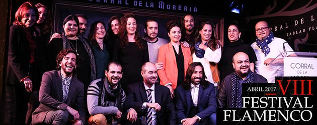 80 artistas en el VIII Festival Flamenco Corral de la Moreria