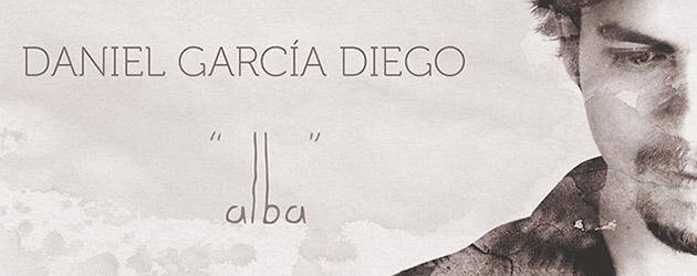 """Daniel García Diego presenta """"alba"""" en Madrid."""