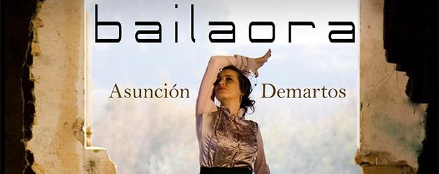 """Asunción Demartos presenta """"Bailaora"""" en el Lope de Vega de Sevilla."""