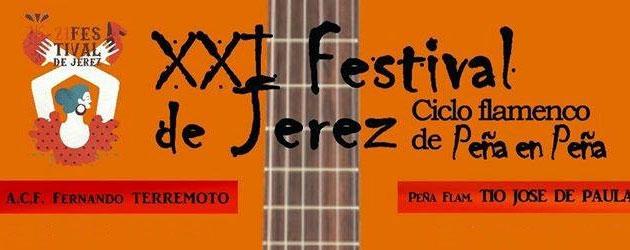 Actividades complementarias del Festival de Jerez