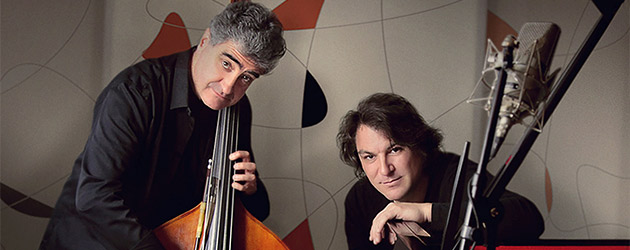 Dorantes & Renaud García-Fons presentan «Paseo a Dos»