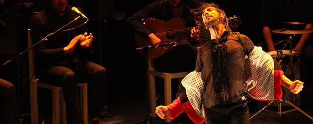 19th Festival de Jerez. Eduardo Guerrero «El callejón de los pecados» – David el Galli & Moi de Morón